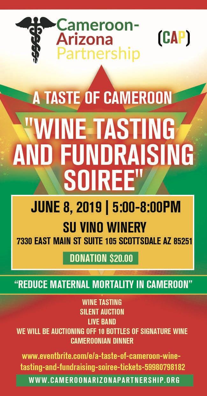 A Taste Of Cameroon