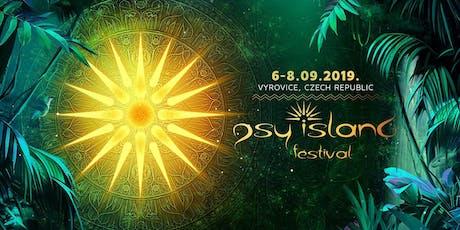 Psy Island Festival 2019 tickets