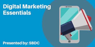 Digital Marketing Essentials - Saturday pop-up session