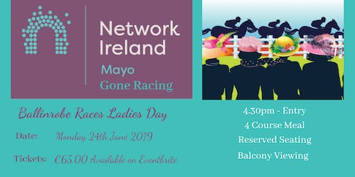 Ladies Day at Ballinrobe Races (Social Event)