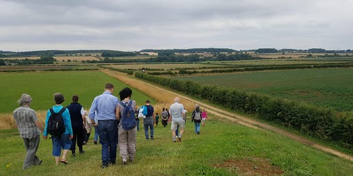 Riverford Farm Walk & Picnic @ Sacrewell Farm, Cambridgeshire