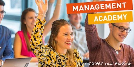 EMS Management Academy Herbst 2019