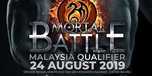 MORTAL BATTLE MALAYSIA QUALIFIER 2019