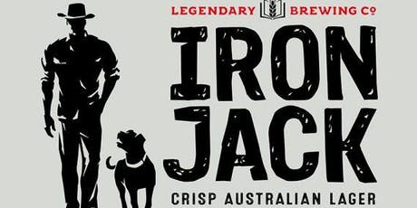 Iron Jack Gladstone Cup Day tickets