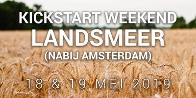 Kickstart weekend Landsmeer (nabij Amsterdam) - 18