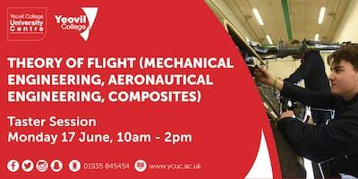 Theory of Flight: Taster Workshop (June 21st)