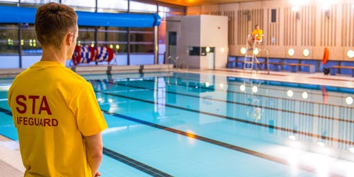 STA Pool Lifeguard Update
