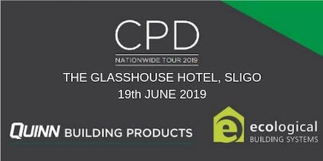 [Sligo] Double CPD Seminar: nZEB and Airtightness tickets