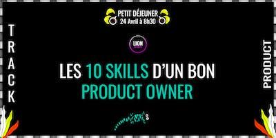 Les 10 skills d'un bon Product Owner