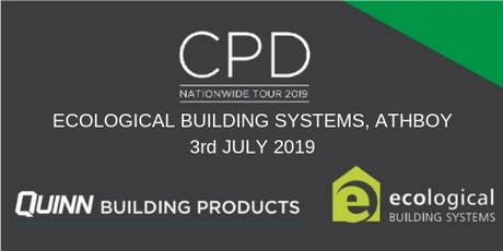 [Athboy] Double CPD Seminar: nZEB and Airtightness tickets