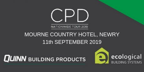 [Newry] Double CPD Seminar: nZEB and Airtightness tickets