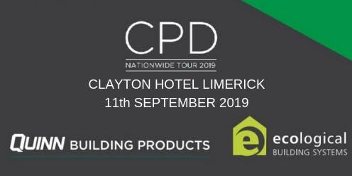 [Limerick] Double CPD Seminar: nZEB and Airtightness