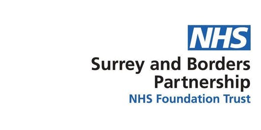 Suicide Prevention Training  East Surrey CCG ONLY NOT SABP STAFF