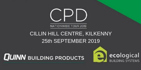 [Kilkenny] CPD Seminar: nZEB and Airtightness tickets