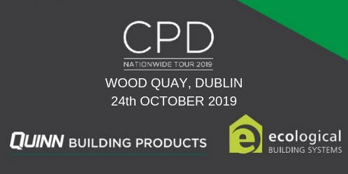 [Wood Quay, Dublin] CPD Seminar: nZEB and Airtightness