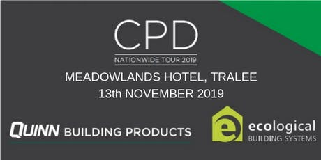 [Tralee] CPD Seminar: nZEB and Airtightness tickets