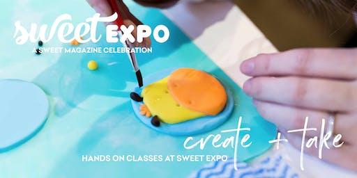 Sweet Expo Sydney 2019 Create + Take Classes