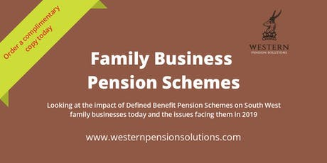South West Family Business Pension Schemes tickets