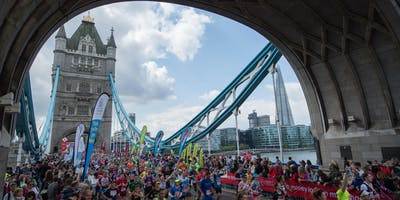 2020 VirginMoney London Marathon - RAF Association register your interest