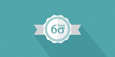 Lean Six Sigma Green Belt Training & Certification in Jeddah tickets