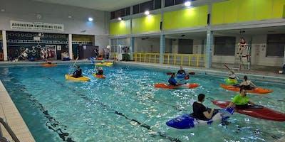 CAP Kayaking Indoor Pool Session Croydon - New Pad