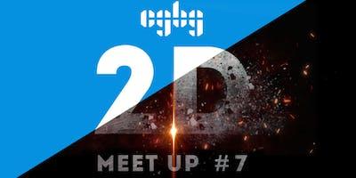 CGBG MeetUp #7: В света на 2D Compositing