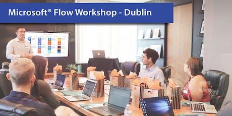 Microsoft® Flow Workshop - Dublin tickets