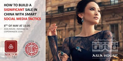HOW TO BUILD A SIGNIFICANT SALE IN CHINA WITH SMART SOCIAL MEDIA TACTICS
