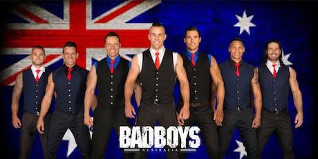 Badboys at The Vault November 15th 2019 tickets
