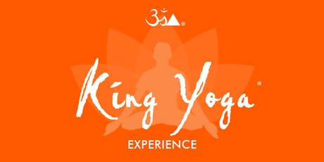 The King Yoga Experience tickets