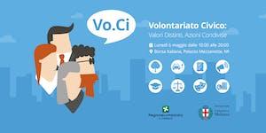 Vo.Ci 2019   Volontariato Civico: Valori Distinti,...