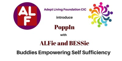 PoppIn & IPSG with ALFie and BESSie - Leighton Buzzard