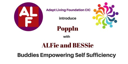 PoppIn & IPSG with ALFie and BESSie - Leighton Buzzard