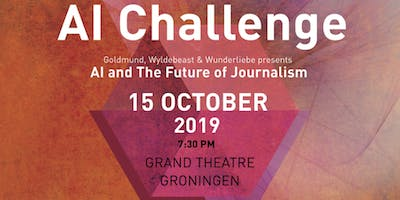 "AI Challenge ""AI and the Future of Journalism\"""