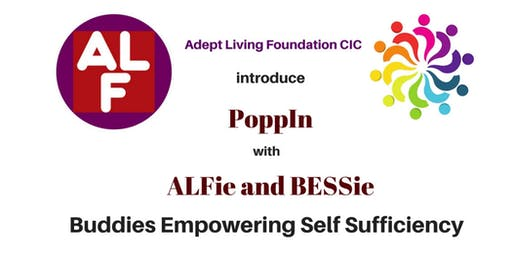 PoppIn & IPSG with ALFie and BESSie - Dunstable