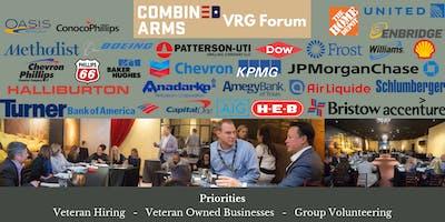 VRG Forum Lunch: Veteran Hiring Programs