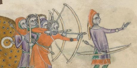 The Medieval Longbow with Matthew Champion tickets