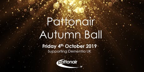 Pattonair Autumn Ball 2019 tickets