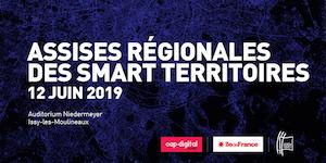 Assises Régionales des Smart Territoires