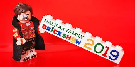 Halifax Family Brick Show - Sunday 29th September 2019 tickets