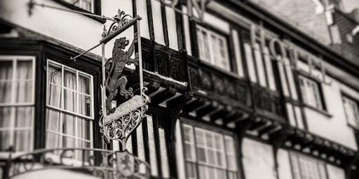 Ghost Hunt & Dinner at The Red Lion Colchester