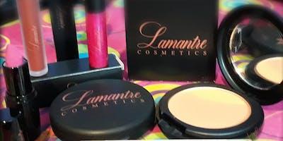 Lamantre Cosmetics Launch Party