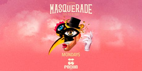 THE MASQUERADE Claptone / Jon Hopkins (Dj set) / Basement Jaxx (Dj set) / M tickets