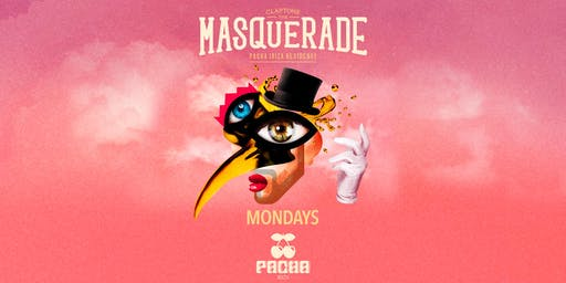 THE MASQUERADE - Claptone / Todd Terry / Weiss / Nora En Pure / Mr Doris