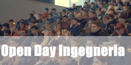 Open Day Ingegneria 2019