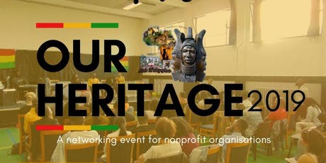 Networking event: Our Heritage 2019 tickets