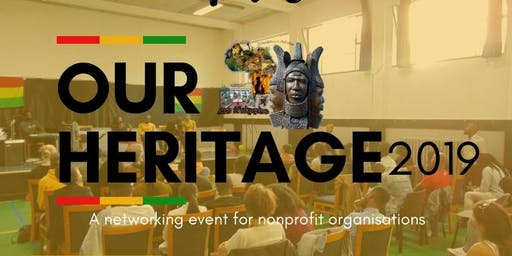 Networking event: Our Heritage 2019