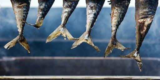 Washing Line Mackerel