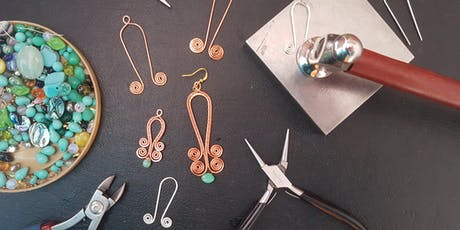 Wire Jewellery Workshop tickets