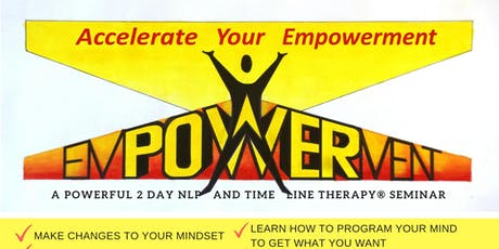 Accelerate Your Empowerment tickets